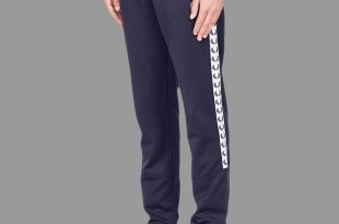 sport pants sport authentic taped track pants LBRDKZX