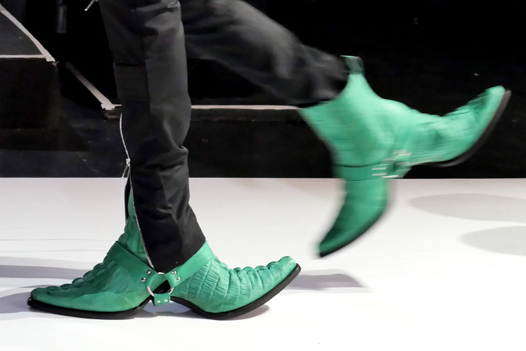 spring shoes craziest nyfw shoes ZKVFLQH