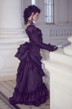 steampunk busle dresses are popular based on victorian era bustle skirts  and dresses ... JSKLAXY