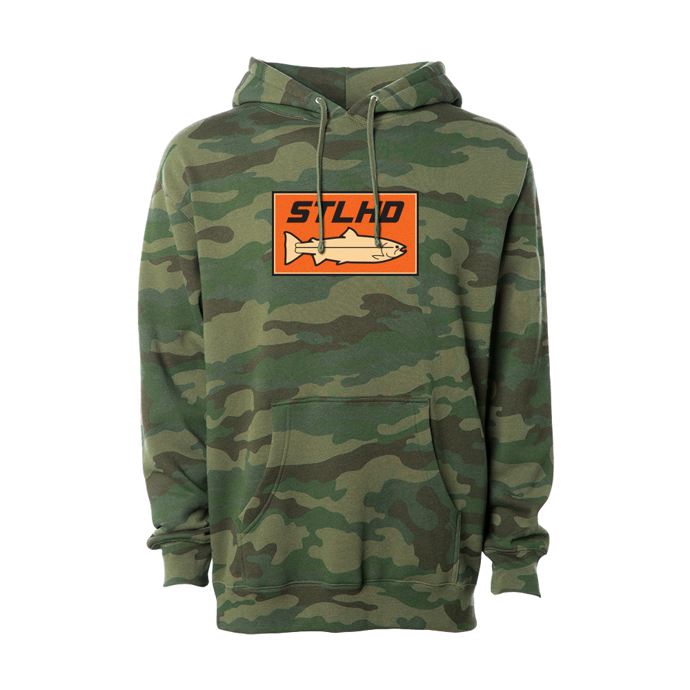 stlhd forest camo hoodie HLMRSRY