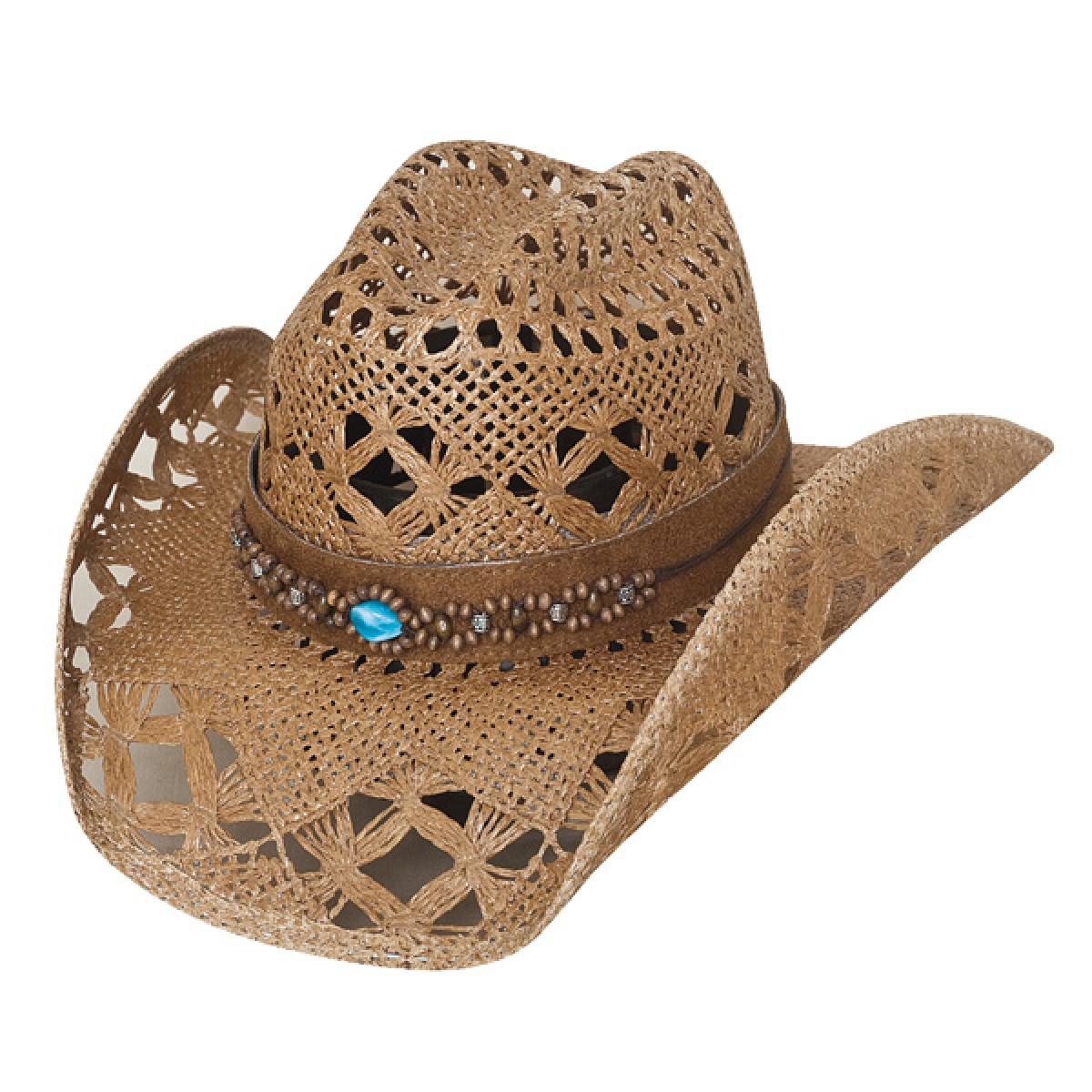straw cowboy hats bullhide bean me up - womens straw cowgirl hat SMLUXFM