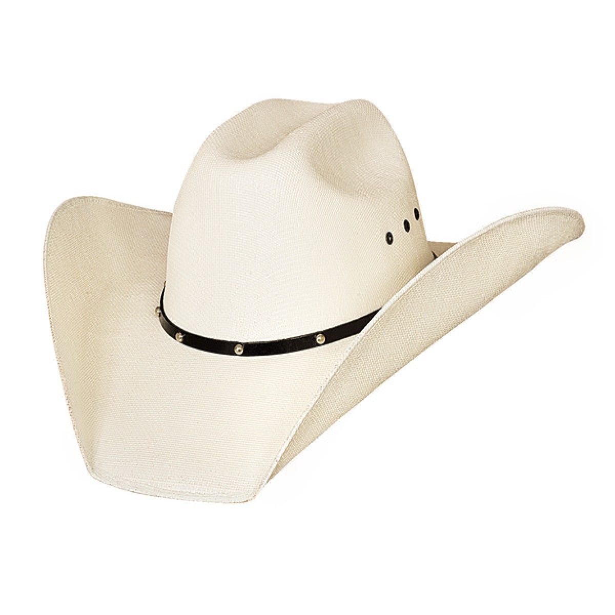 straw cowboy hats bullhide justin moore double barrel ace - (50x) straw cowboy hat CXTSPTB