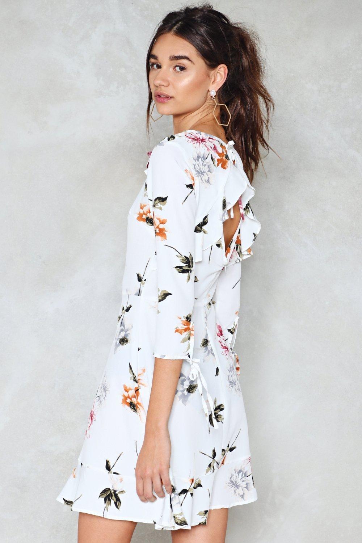 suddenly last summer floral dress LYFDLYZ