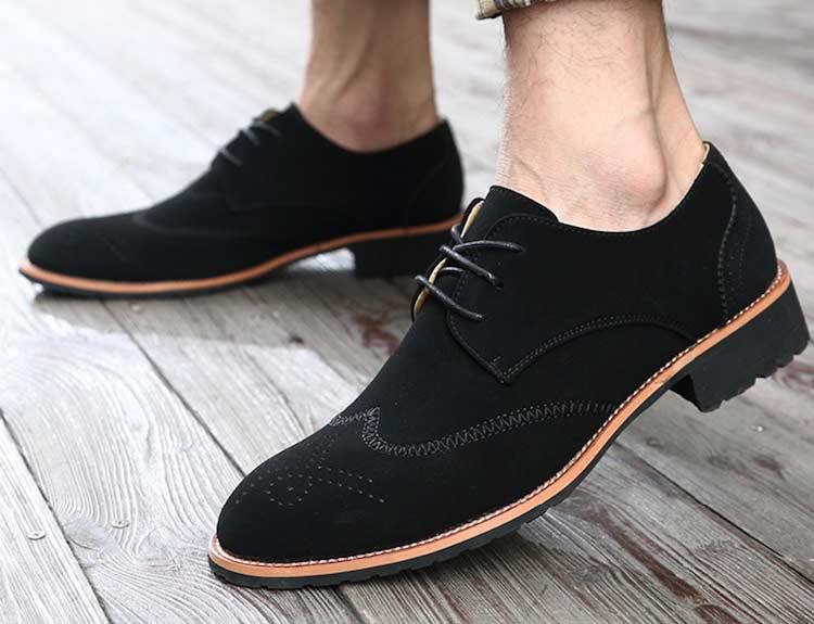 Suede Shoes suede-4 CGVJITJ
