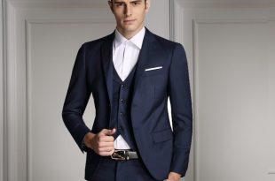 Suits for men 2018 new fashion men costume homme business suits jacket wedding suits for  men, two PYIXVCN