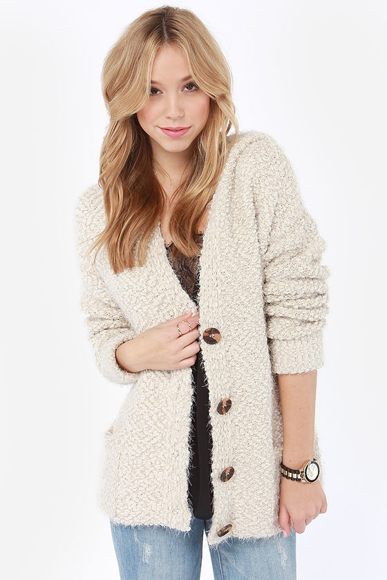 Look stylish in winters with sweater cardigan