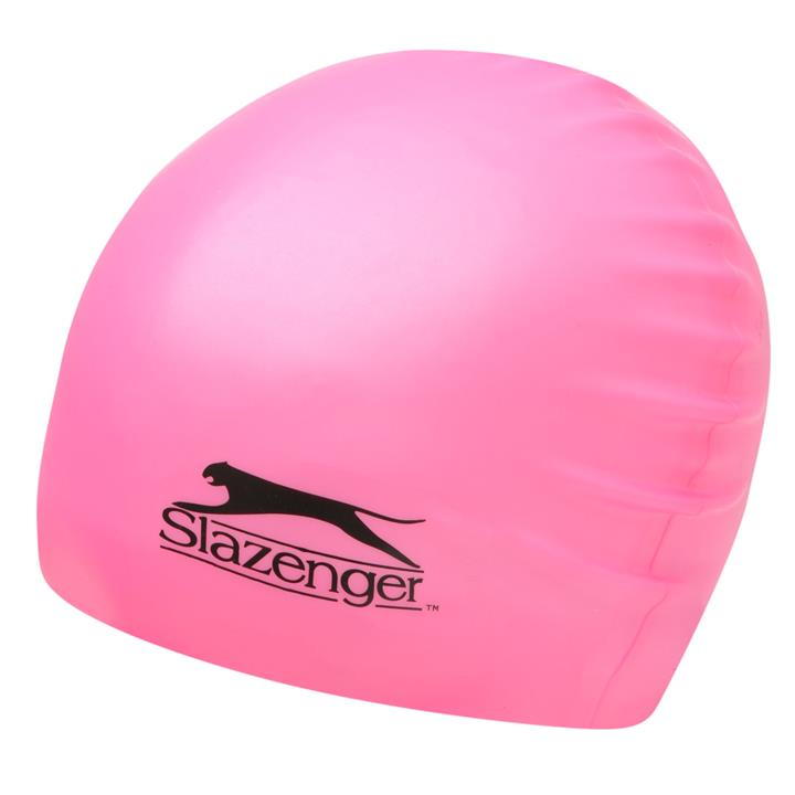 Swimming hats slazenger | slazenger silicone swimming cap juniors | goggles and caps WQCYUOE
