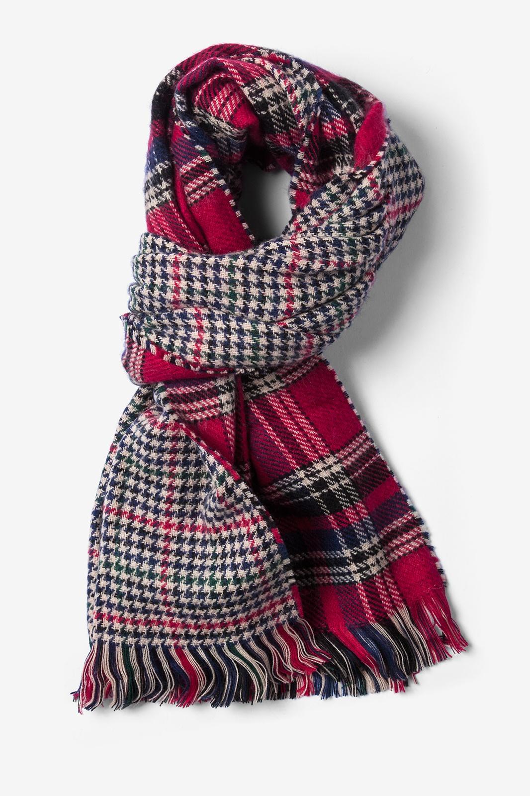 Tartan Scarves edinburgh tartan scarf AYPSWBH