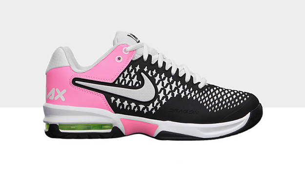 Sporty and stylish tennis shoes for women
