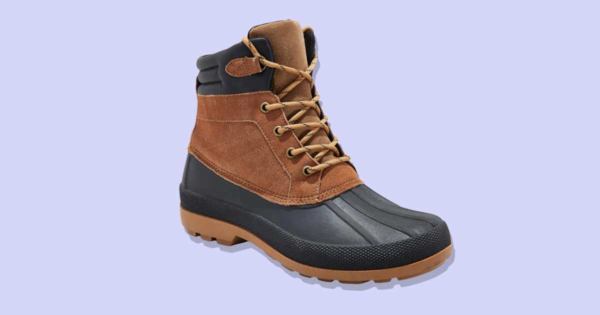 the best snow boots under $50 are at targetu0027s menu0027s section SZKVBUF