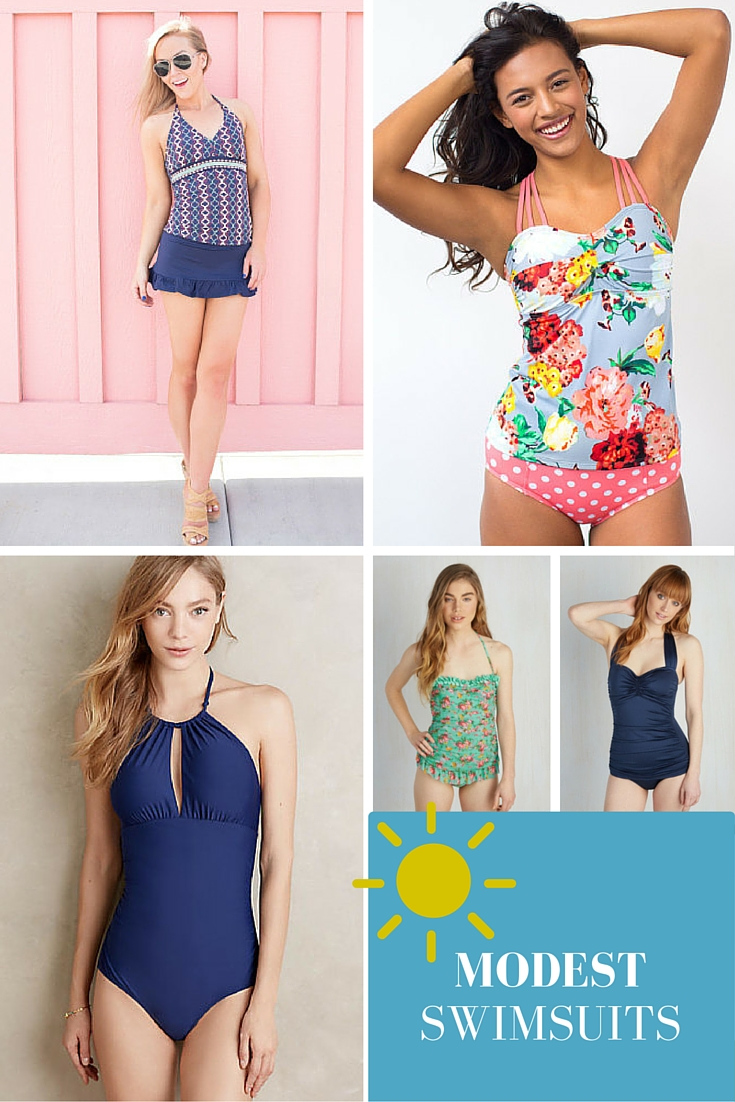 the only four websites you will ever need for modest swimsuits. i get  compliments CEIIJFX