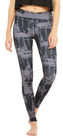 tie dye leggings alo yoga active - tie dye printed airbrush legging - sd fit LPVXDDQ