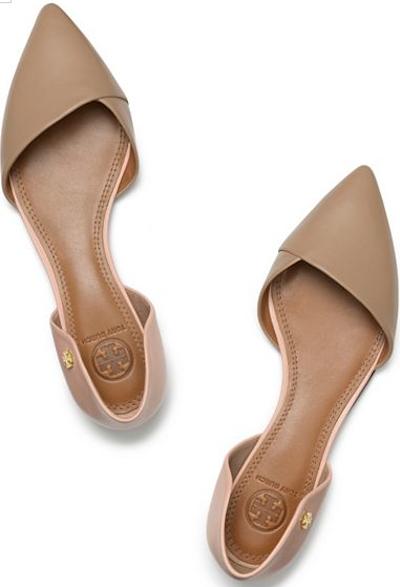 tory burch pointed toe flats http://rstyle.me/n/md9vmr9te JQCJNNM
