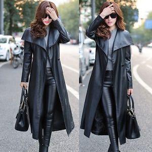 trench coats for women la foto se está cargando vogue-para-mujeres-largo-estilo-de-la-calle- NKQAIMH