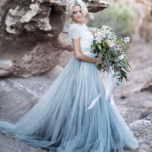 Tulle skirt 2017 custom made soft tulle skirts for bridal to wedding floor length tutu  skirt ZVQFXMD