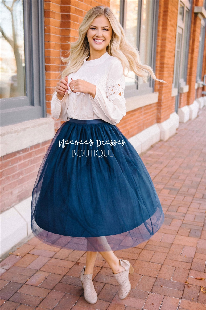 Tulle skirt larger photo email a friend NVURHKM