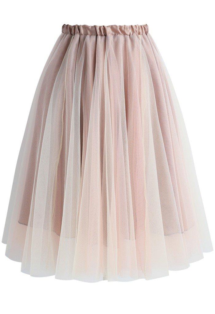 Tulle skirt more views. amore mesh tulle skirt ... PLDDUEC