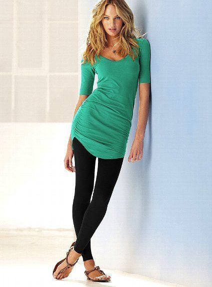 tunics to wear with leggings casual leggings and tunic ELYJCDW