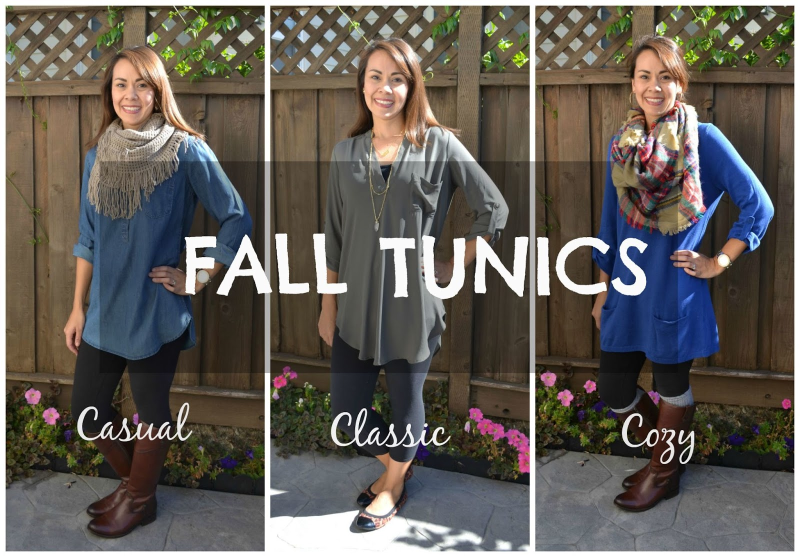 tunics to wear with leggings create28~tunics - a stylish fit EHGEXJD