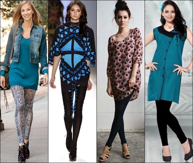 tunics to wear with leggings how to wear leggings top to toe 05 ZQAEHMB
