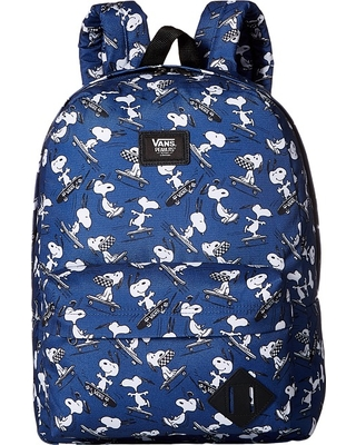 vans bags vans - peanuts old skool ii backpack (comics) backpack bags ONUWPYH
