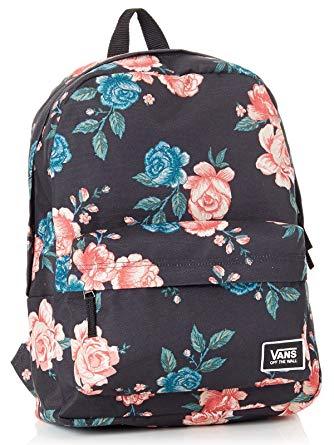 vans ream classic backpack winter bloom school bag va34g7qiw vans bags DOIGLEK