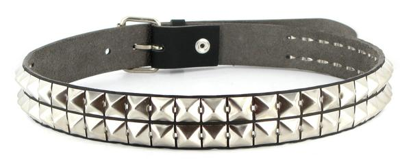 vegetarian shoes studded belt pyramid BMKCNPX