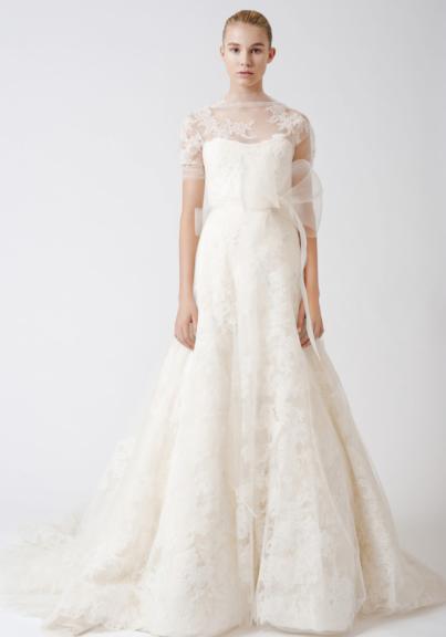 Vera Wang wedding dress bridal/iconic RUIAVLF
