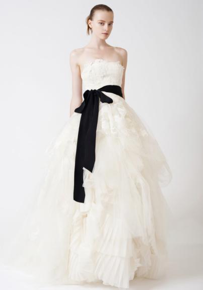 Vera Wang wedding dress vera wang EHWXVZY