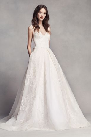 Vera Wang wedding dress ... wedding dress - white by vera wang. save TLAGPSS