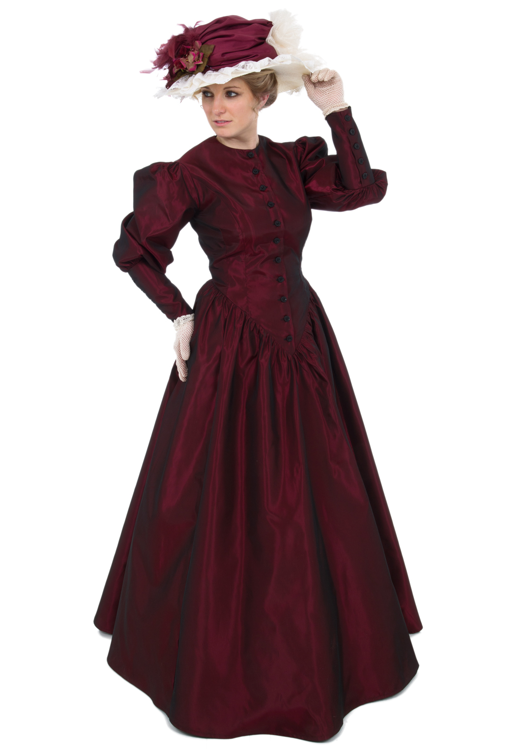 Victorian dresses hover to zoom VWUCGJN