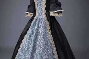 Victorian dresses womenu0027s gothic victorian dresses historical marie antoinette fairy princess  brocade ball gown period gothic XQZRNQH