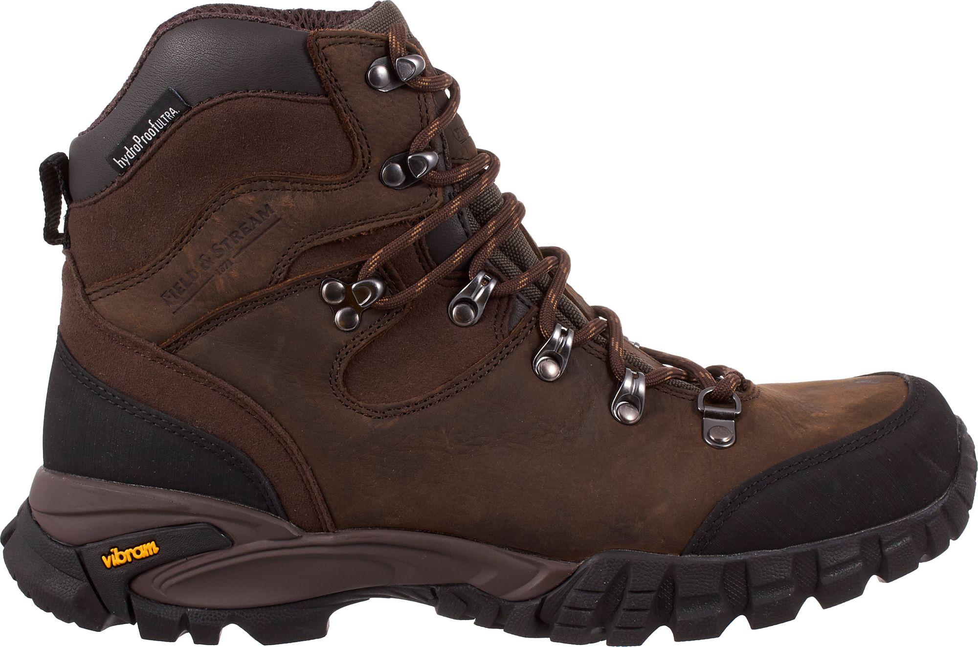 waterproof walking boots field u0026 stream menu0027s deep creek waterproof hiking boots | dicku0027s sporting  goods YIRECFX