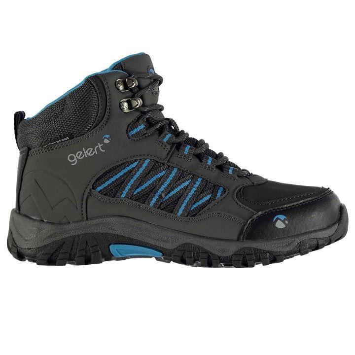 waterproof walking boots gelert | gelert horizon waterproof walking boot childrenu0027s | kids outdoor  footwear MOTRNSI