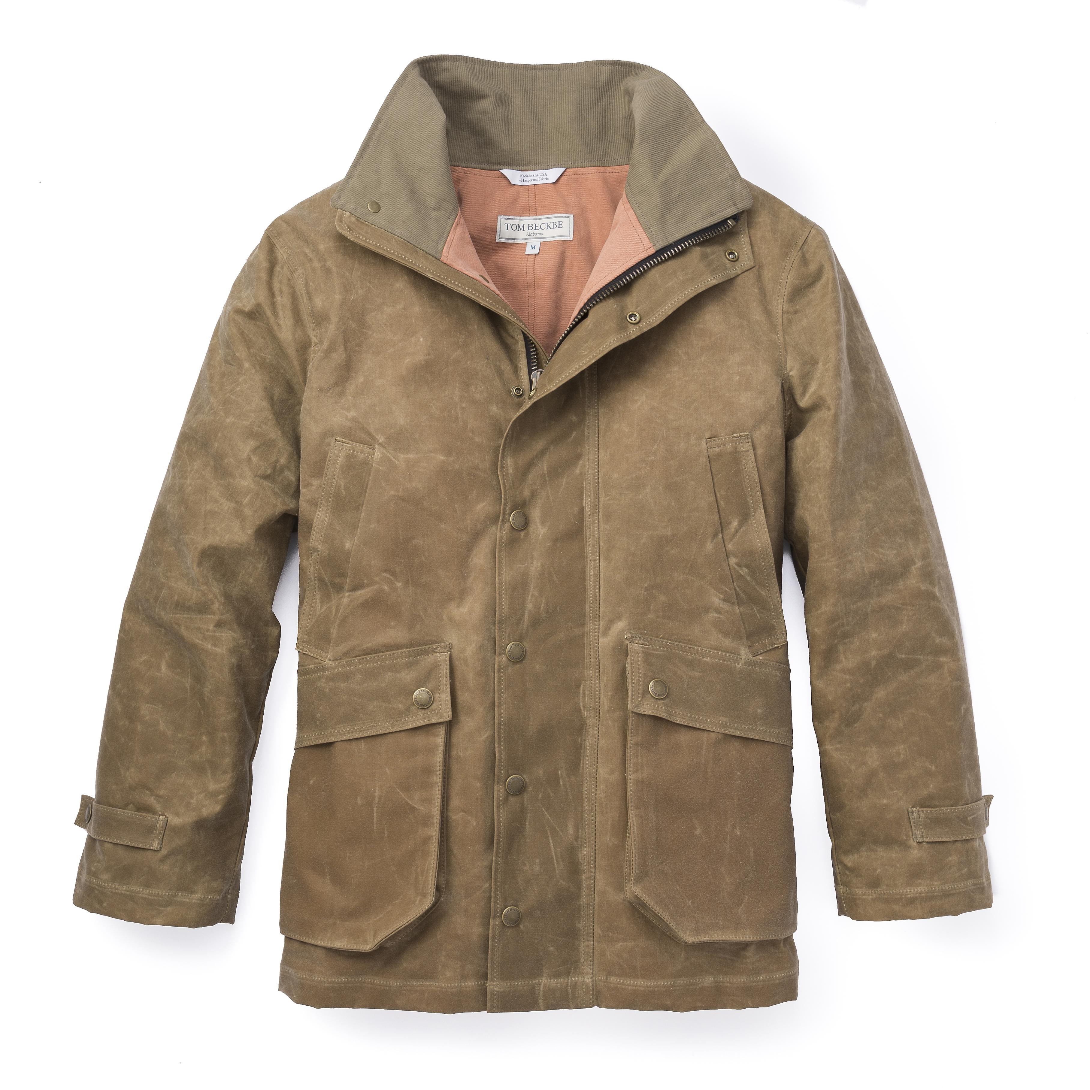 Waxed Jackets size YIMLBDC
