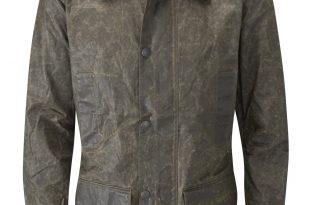 Waxed Jackets speed 8 ventura mens rustic olive (shooting) wax jacket JAAHIOK