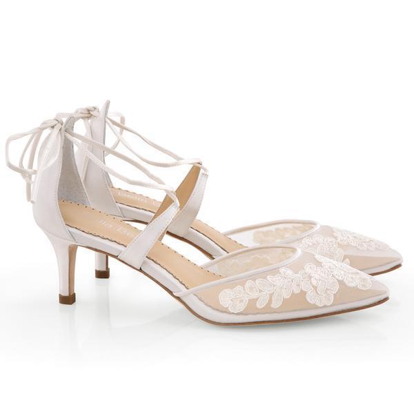 wedding shoes low heel amelia low heel wedding shoe IRONZBO