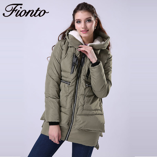 The Snug and Warm Women Winter Jackets