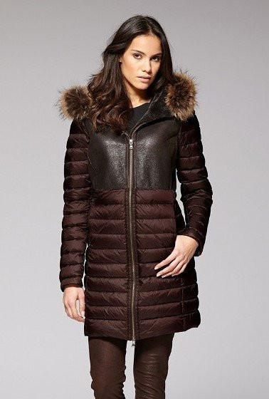 Women Winter Jackets gimo womenu0027s shearling down winter jacket BAQNVLC