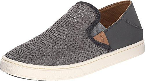 Womens Casual Shoes olukai pehuea - womenu0027s casual shoes - charcoal/dk shadow FWGHGNS