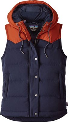 Womens Down Vest patagonia womenu0027s bivy down vest - moosejaw DRHXVDS