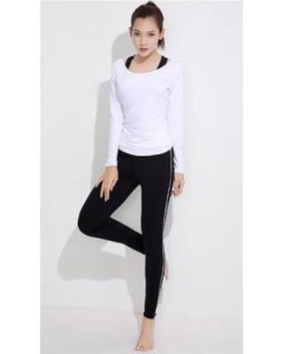 Yoga clothes for Women women yoga clothes shirt and pants set GPLJKKG